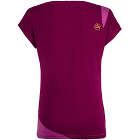 La Sportiva Shortener - T-shirt manches courtes Femme - rose